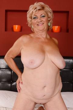 Lusty granny tamara femme would