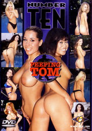 Peeping Tom #10 DVD Cover