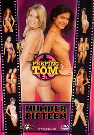 Peeping Tom #15 DVD Cover