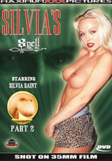 Silvia's Spell part2 Dvd Cover