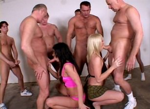 Hold Every Drop Then Swap, Scene #01