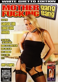 Mother Fucking Gang Bang DVD Cover
