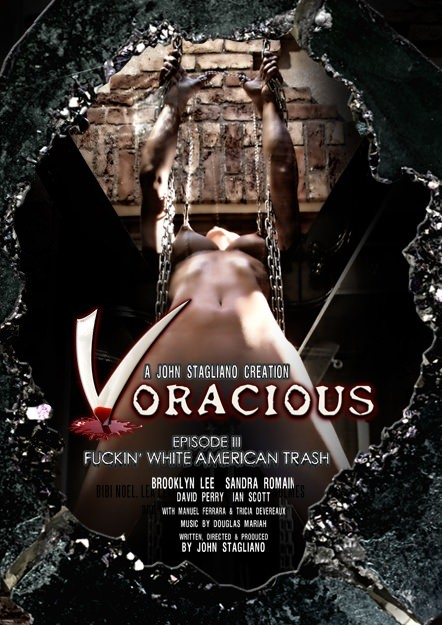 Voracious - Season 01 Episode 03 Dvd Cover