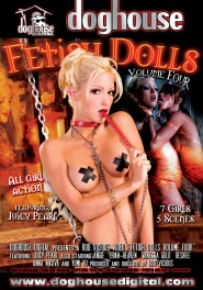Fetish Dolls #04 DVD Cover