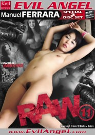 Raw #11 DVD Cover