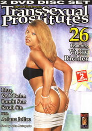 Transsexual Prostitutes #26 DVD Cover
