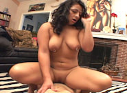 POV Blowjob : Hot Mexican Pussy - Victoria Lan!