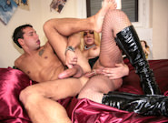 All Time Biggest Transsexual Cocks #05, Scene #01