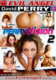 Perry Vision #02 DVD Cover