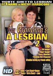 My Grandma's A Lesbian #02 DVD