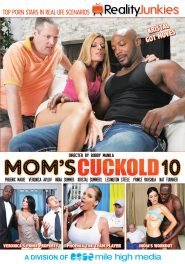 Mom's Cuckold #10 DVD Cover