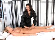 Lesbian Seduction : California Experience - Cece Stone & Britney fresh!