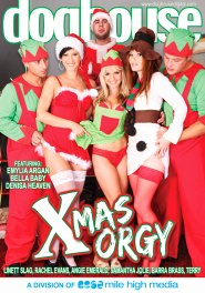 X-Mas Orgy DVD Cover