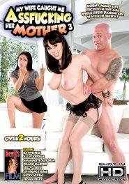 My Wife Caught Me Assfucking Her Mother #03 DVD Cover