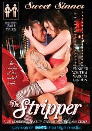The Stripper DVD Cover
