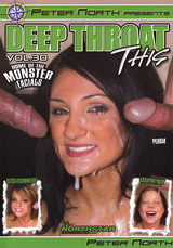 Deep Throat This #30 DVD Cover
