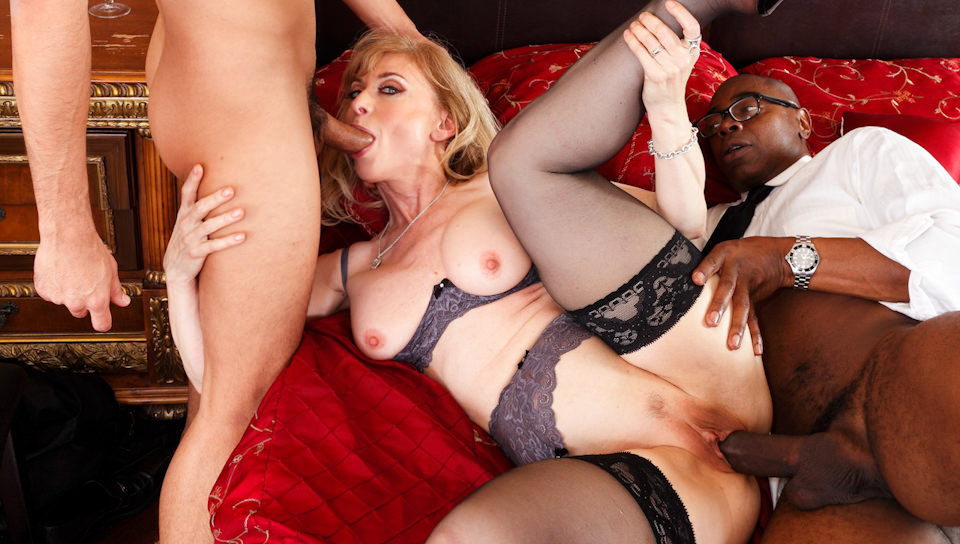 Doesn't love mature nina hartley fucking
