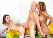 300 Inches Of Shemale Cock, Scene #03