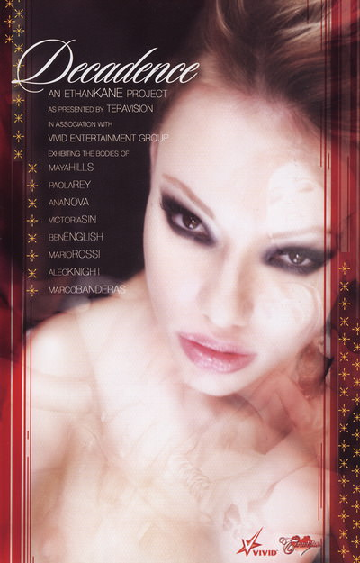 Decadence Dvd Cover