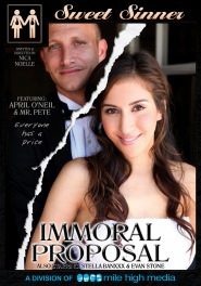 Immoral Proposal DVD Cover