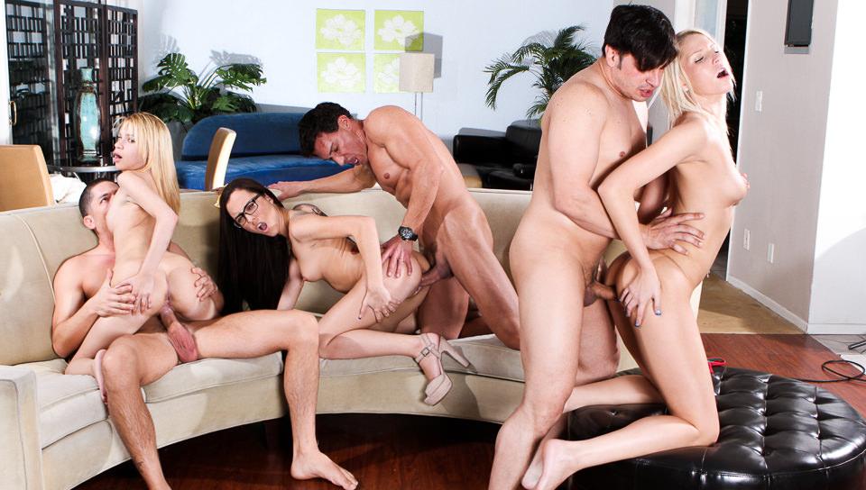секс в семье аристократов порно