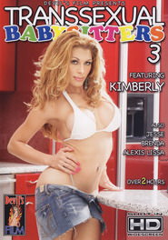 Transsexual Babysitters #03 DVD Cover
