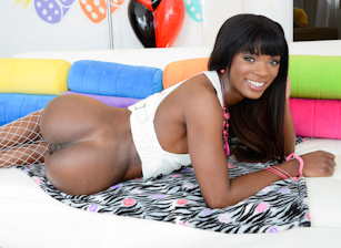 Black Anal Addiction #02, Scene #01