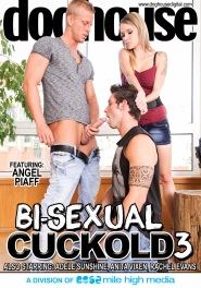 Bi-Sexual Cuckold #03 DVD Cover