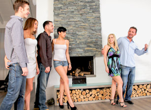 Swingers Orgies #05, Scene #01