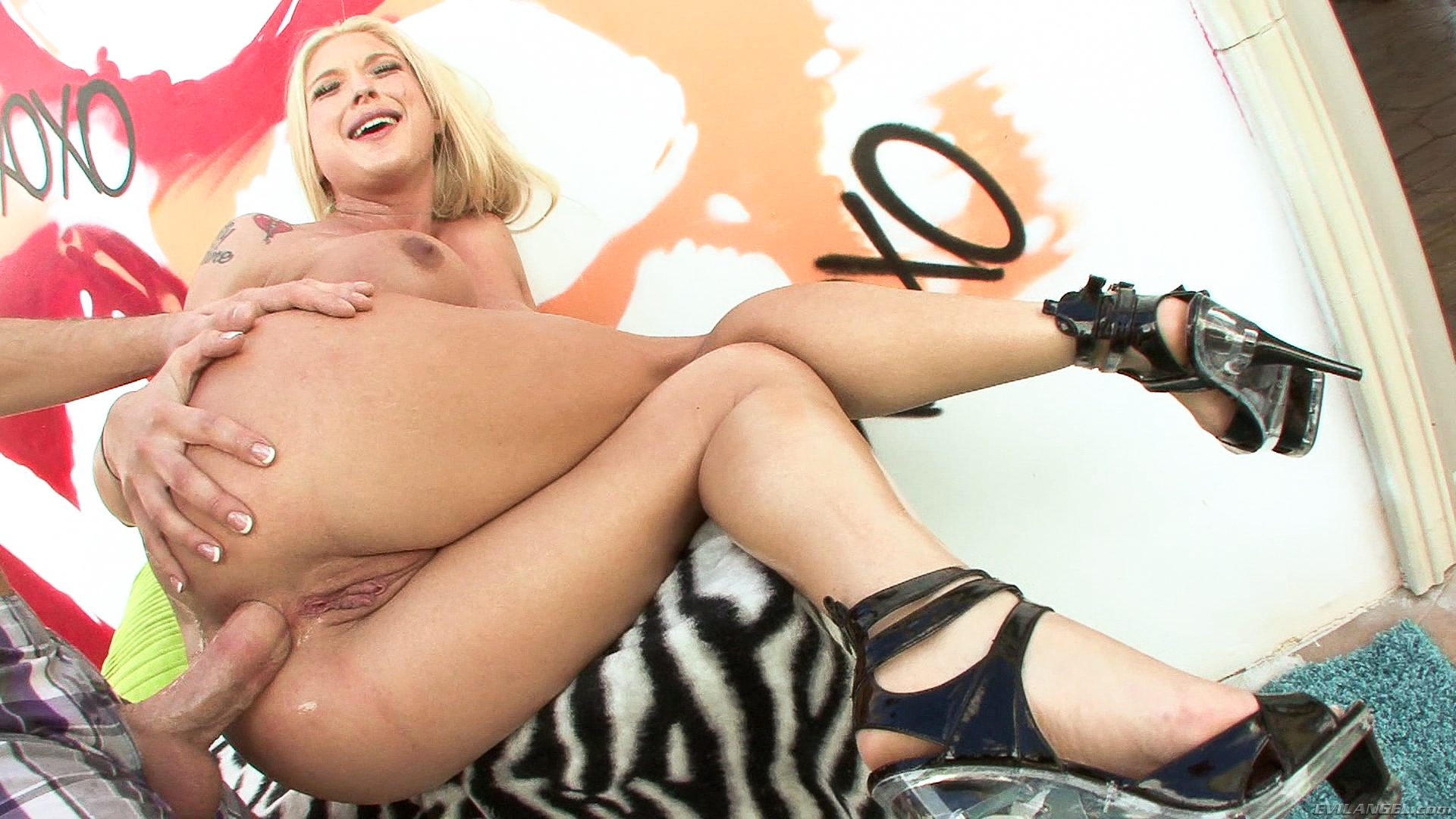 Anal Inferno #2 (2013) Anal Prolapse and Rosebutt