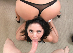 Facial Vi0lation #02, Scene #06
