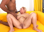 Creampie Surprise : Blacks On Blondes #02 - Venuse!