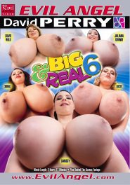 Big And Real #06 DVD Cover