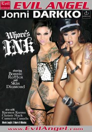 Whore's Ink DVD Cover