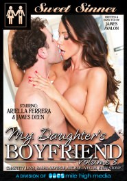 My Daughter's Boyfriend #08 DVD Cover