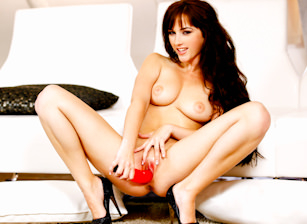 Paula Solo Toy Masturbation, Scene #01