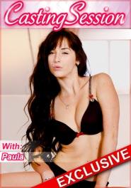 Casting #71 Paula DVD Cover