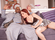Mature and Young : My New Black Stepdaddy #15 - Prince Yahshua & Jessica Ryan!