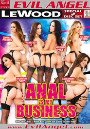 Anal Is My Business DVD Cover