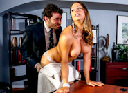 Hot Sluts : The Escort - Chanel Preston & James Deen!
