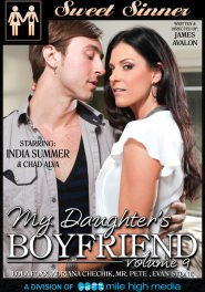 My Daughter's Boyfriend #09 DVD Cover