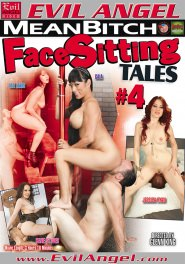 Facesitting Tales #04 DVD Cover