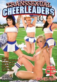 Transsexual Cheerleaders #14 DVD