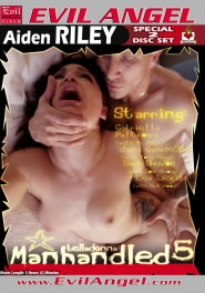 Manhandled #05 DVD Cover