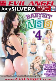 Babysit My Ass #04 DVD Cover
