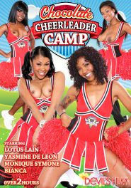 Chocolate Cheerleader Camp
