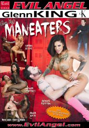 Glenn King's Maneaters DVD Cover