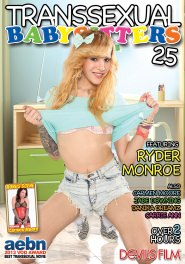 Transsexual Babysitters #25 DVD