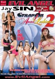 Strap On Anal Lesbians #02 DVD