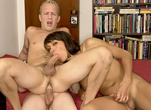 Transsexual Gang Bangers #14, Scene #01